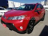 Foto venta Auto usado Toyota RAV4 Limited Platinum color Rojo precio $269,000