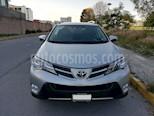 Foto venta Auto usado Toyota RAV4 Limited Platinum color Plata precio $250,000