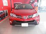 Foto venta Auto usado Toyota RAV4 Limited (2015) color Rojo precio $305,000