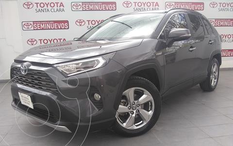 Toyota RAV4 Limited Hybrid usado (2020) color Negro precio $600,000