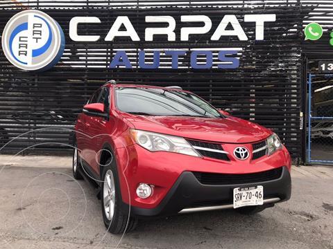 foto Toyota RAV4 Limited usado (2013) color Rojo precio $249,000