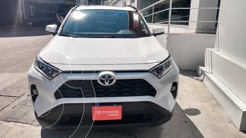 Toyota RAV4 Limited usado (2020) color Blanco financiado en mensualidades(enganche $134,000 mensualidades desde $12,500)