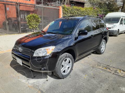 Toyota RAV4 2.4L Base usado (2008) color Negro precio $119,000