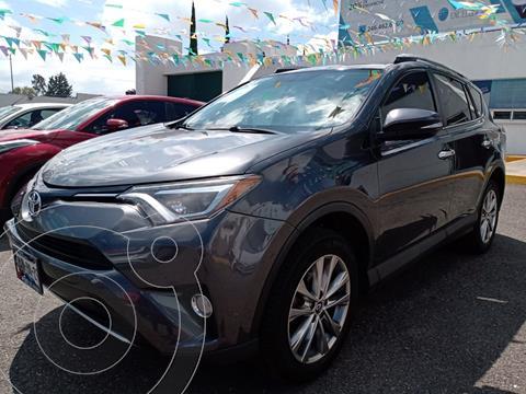Toyota RAV4 Limited 4WD usado (2016) color Gris Oscuro precio $335,000