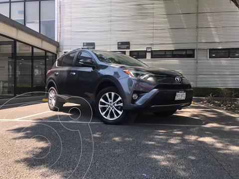 Toyota RAV4 3.5L Limited usado (2018) color Gris precio $420,000