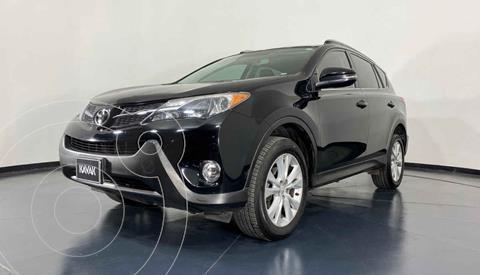Toyota RAV4 Limited Platinum usado (2014) color Negro precio $282,999