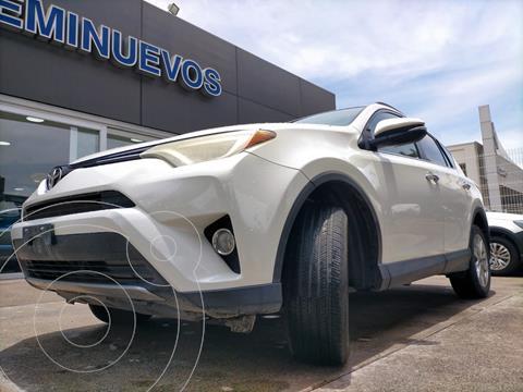 Toyota RAV4 Limited 4WD usado (2017) color Blanco precio $359,900