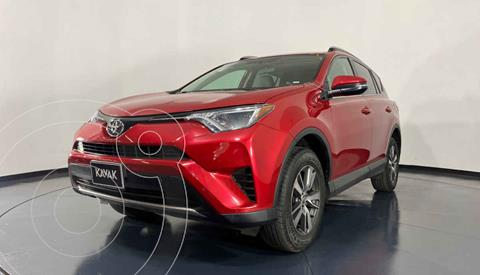 Toyota RAV4 XLE Plus 4WD usado (2016) color Rojo precio $302,999