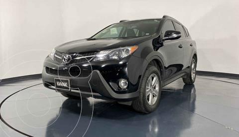 Toyota RAV4 2.4L Limited usado (2015) color Negro precio $282,999