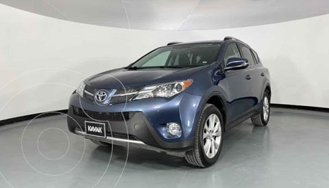 Toyota RAV4 Limited Platinum usado (2014) color Azul precio $277,999
