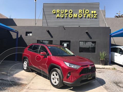 Toyota RAV4 XLE usado (2019) color Rojo precio $459,000