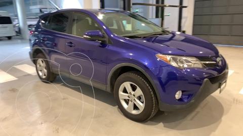 Toyota RAV4 2.5L Base usado (2014) color Azul precio $296,000