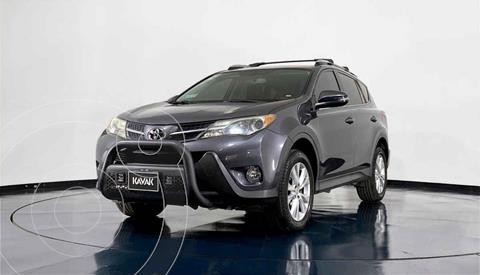 Toyota RAV4 Limited Platinum usado (2015) color Gris precio $323,999