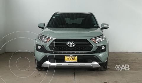 Toyota RAV4 Adventure usado (2019) color Verde Medusa precio $475,000