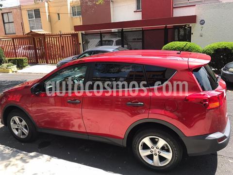 Toyota RAV4 LE usado (2014) color Rojo precio $214,999