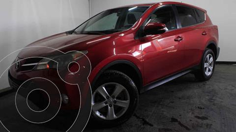 Toyota RAV4 XLE 4WD usado (2014) color Rojo precio $255,000