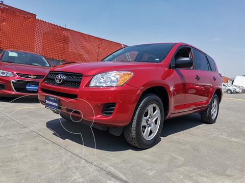 Toyota RAV4 2.5L Base usado (2011) color Rojo precio $189,000