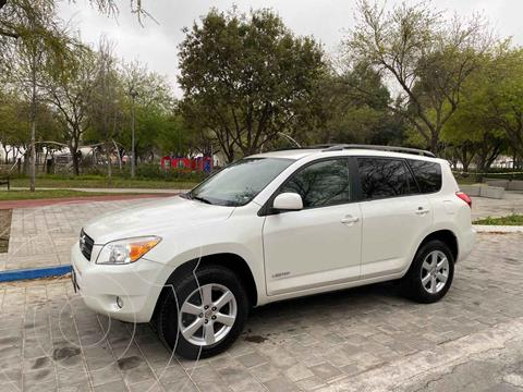 Toyota RAV4 2.4L Limited usado (2008) color Blanco precio $169,900