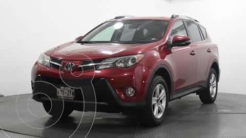 Toyota RAV4 XLE  usado (2013) color Rojo precio $195,880