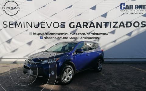 Toyota RAV4 Limited usado (2015) color Azul precio $259,000