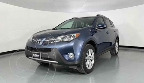 Toyota RAV4 Limited Platinum usado (2013) color Azul precio $244,999