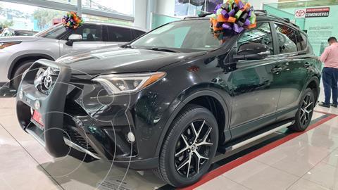 Toyota RAV4 SE 4WD usado (2017) color Negro precio $419,000