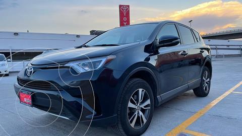Toyota RAV4 XLE Plus 4WD usado (2017) color Azul precio $419,000