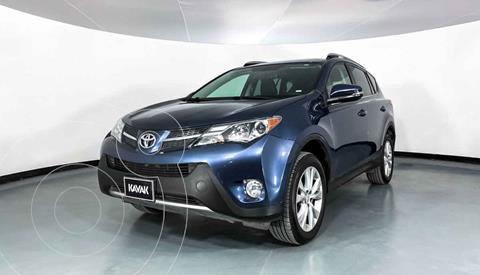 Toyota RAV4 Limited Platinum usado (2014) color Azul precio $282,999