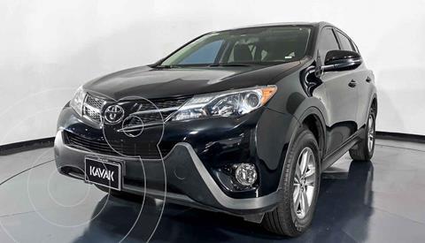 Toyota RAV4 2.4L Limited usado (2015) color Negro precio $302,999