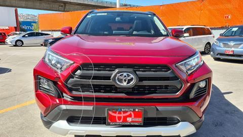 Toyota RAV4 Adventure usado (2019) color Rojo precio $489,000