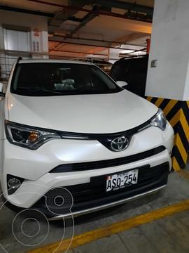 Toyota Rav4 2.0L Sport 4x2 Aut  usado (2016) color Blanco Perla precio u$s23,000