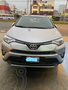 Toyota Rav4 2.0L Sport 4x2  usado (2017) color Plata Metalico precio u$s23,600