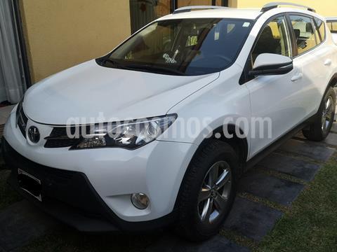 Toyota Rav4 2.0 4x2 usado (2015) color Blanco precio $19,500