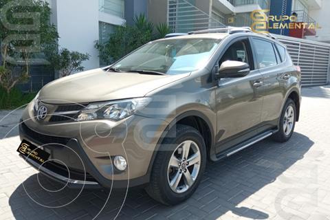 Toyota Rav4 2.0 4x2 usado (2014) color Beige Metalico precio u$s18,500