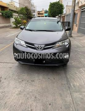 Toyota Rav4 2.0L 4x2 Aut usado (2013) color Gris Metalico precio u$s15,000
