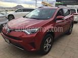 Foto venta Auto usado Toyota RAV4 XLE 4WD (2017) color Rojo precio $320,000
