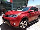 Foto venta Auto usado Toyota RAV4 XLE 4WD (2015) color Rojo precio $275,000