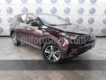 Foto venta Auto usado Toyota RAV4 XLE 4WD (2017) color Gris precio $339,000