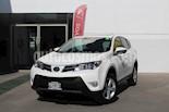Foto venta Auto usado Toyota RAV4 XLE  color Blanco precio $269,000