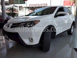 Foto venta Auto usado Toyota RAV4 XLE  (2013) color Blanco precio $245,000