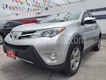 Foto venta Auto usado Toyota RAV4 XLE (2015) color Plata precio $299,000