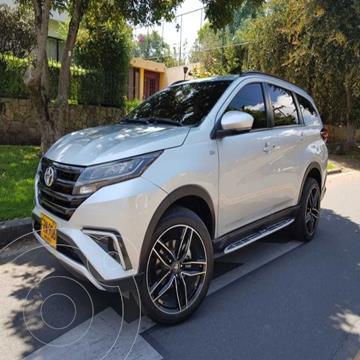 Toyota Rush 1.5L High Aut usado (2019) color Plata precio $81.500.000