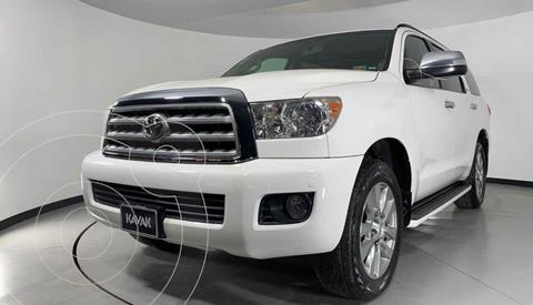 Toyota Sequoia Limited usado (2012) color Blanco precio $312,999