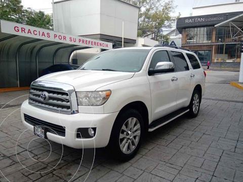 Toyota Sequoia Limited usado (2011) color Blanco precio $287,000