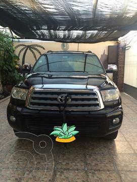 Toyota Sequoia Platinum usado (2011) color Negro precio $259,990