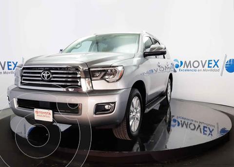 Toyota Sequoia Platinum usado (2018) color Plata precio $695,000