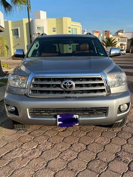 Toyota Sequoia Platinum usado (2012) color Plata precio $298,000