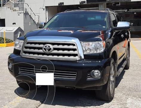 Toyota Sequoia Limited usado (2017) color Negro precio $579,000