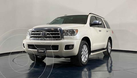 Toyota Sequoia Platinum usado (2015) color Blanco precio $524,999