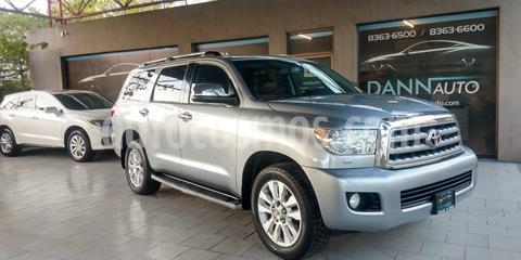 Toyota Sequoia Platinum usado (2013) color Plata Dorado precio $349,000